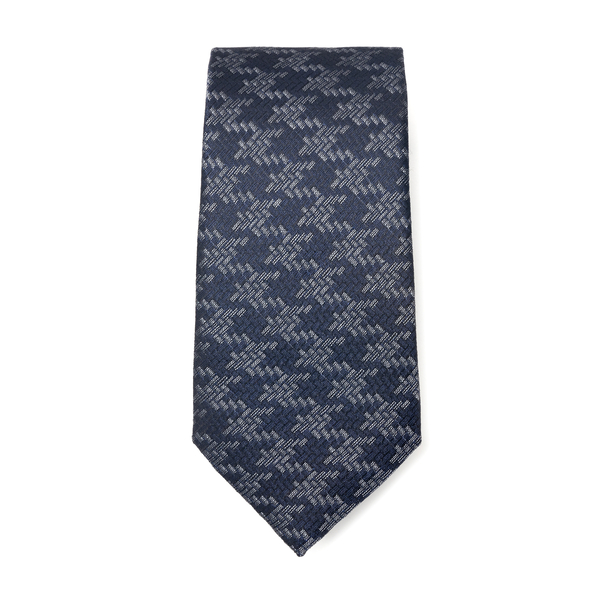 Patterned tie                                                                                                                                         Emporio Armani 340075 back