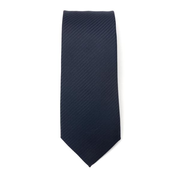 Dark blue tie                                                                                                                                         Emporio Armani 340082 back