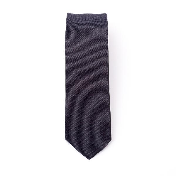 Cravatta blu a righe                                                                                                                                  Emporio Armani 340249 back