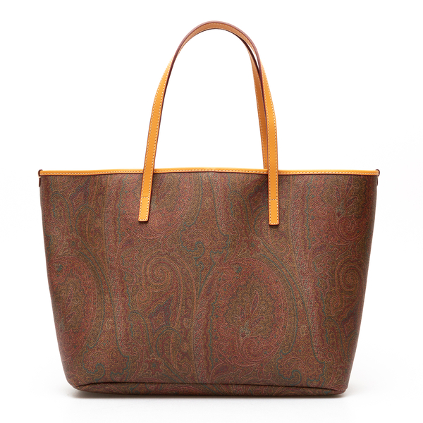 Tote bag with paisely pattern                                                                                                                         Etro 0B374 back