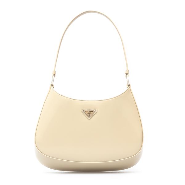 Ivory shoulder bag with logo                                                                                                                          Prada                                              1BC499 back