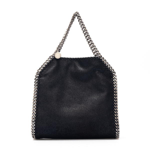 Small tote bag with chain                                                                                                                             Stella Mccartney 371223 back
