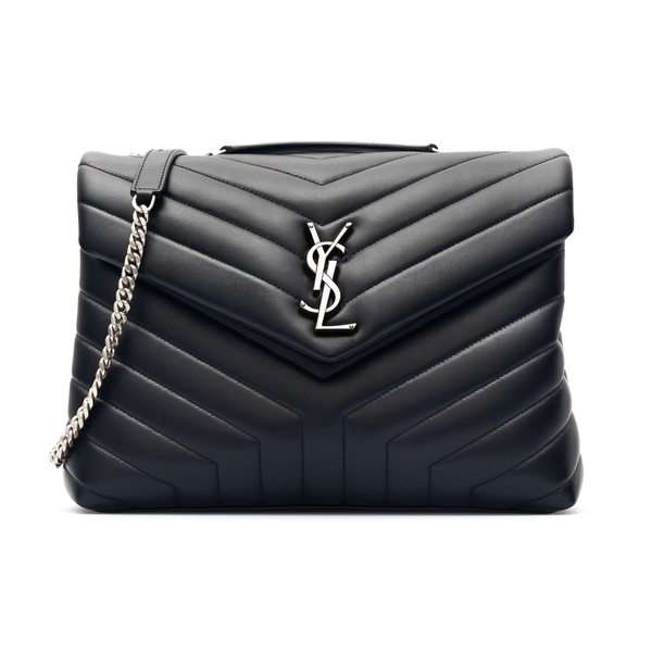 Quilted bag with logo                                                                                                                                 Saint Laurent 574946 back