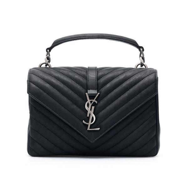 Leather bag with handle                                                                                                                               Saint Laurent 600279 back