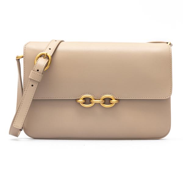 Beige shoulder bag with hooks                                                                                                                         Saint Laurent 649795 back