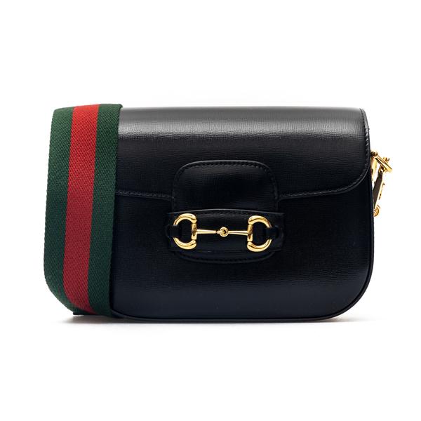 Mini bag with gold horsebit                                                                                                                           Gucci 658574 back