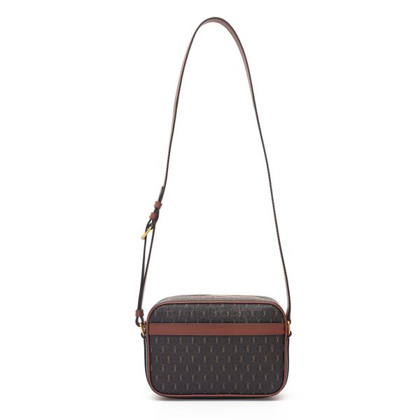 Leather shoulder bag                                                                                                                                  Saint Laurent 670229 back