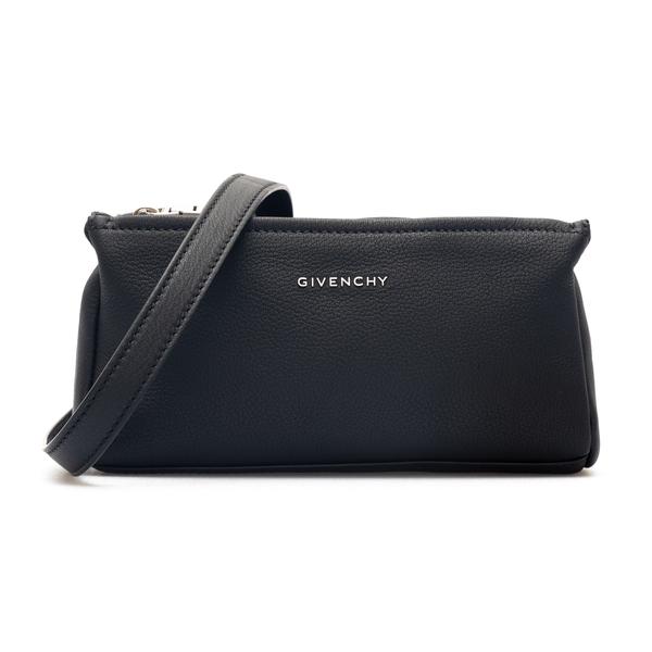 Borsa a tracolla nera con logo                                                                                                                        Givenchy BB50J2 retro