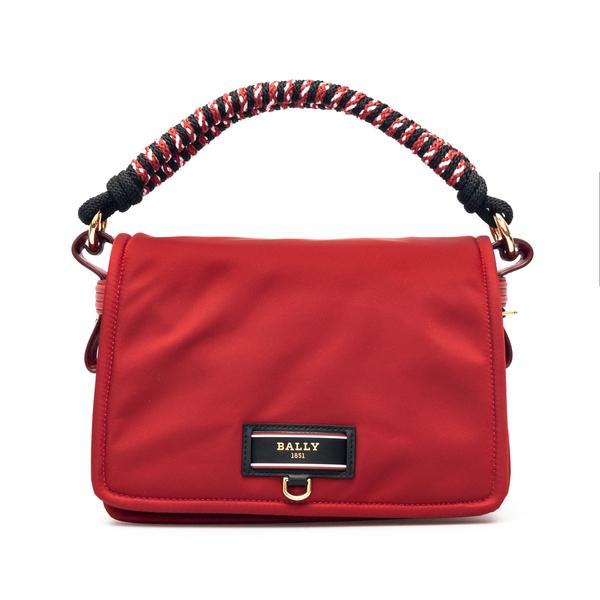 Red handbag with logo                                                                                                                                 Bally EKYRASH16 back