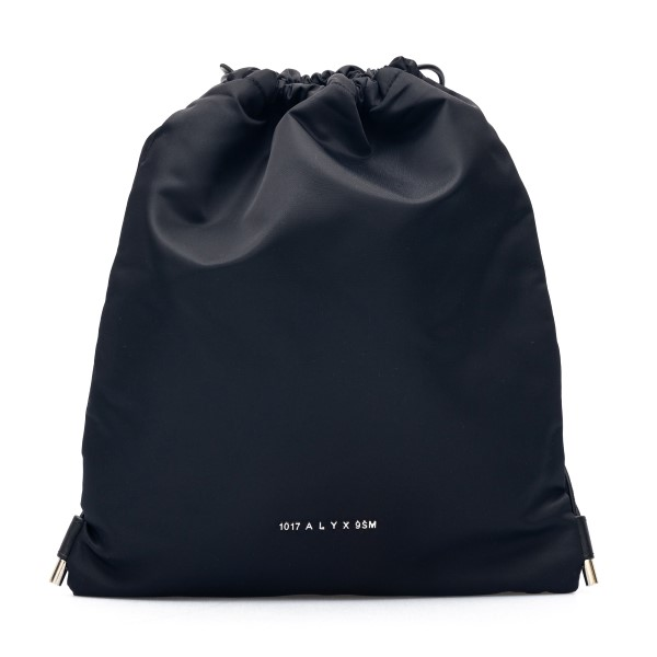 Drawstring backpack with logo                                                                                                                         Alyx AAUBA0021FA01 back