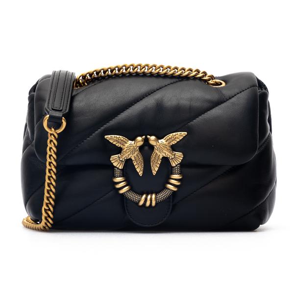 Small shoulder bag with Love Bird logo                                                                                                                Pinko 1P22B3 back