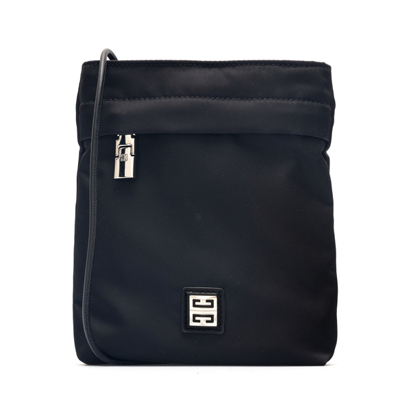 Black pouch bag with logo                                                                                                                             Givenchy BK608Y back