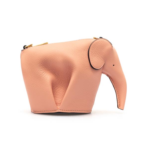 Pouch rosa a elefante                                                                                                                                 Loewe C623R02X01 retro