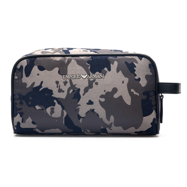 Camouflage pouch with brand name                                                                                                                      Emporio Armani Y4R319 back