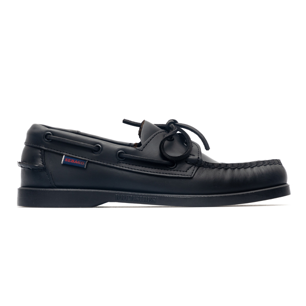 Boat shoe with laces                                                                                                                                  Sebago 73111CW back