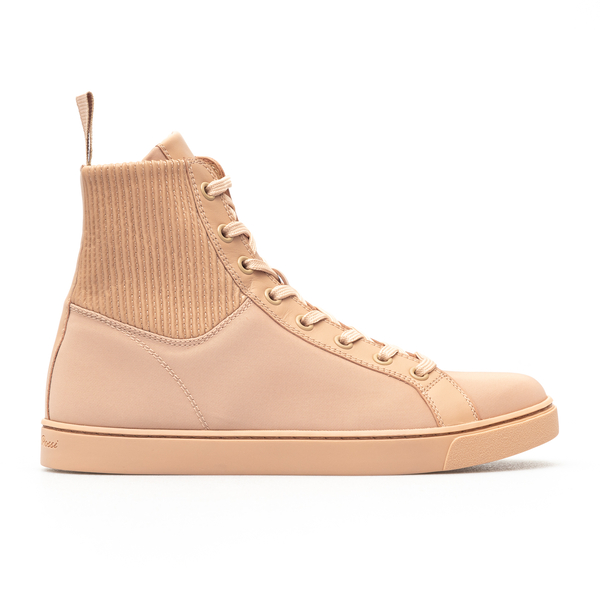 Pink high sneakers                                                                                                                                    Gianvito Rossi S73300 back