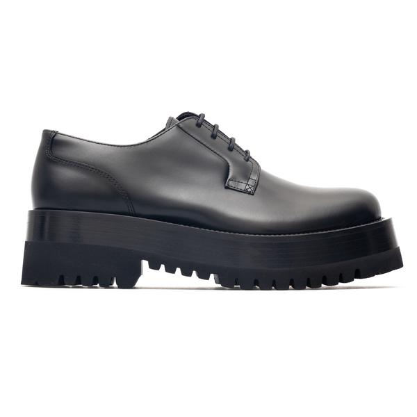 Calfskin lace-up shoe                                                                                                                                 Valentino Garavani WY0S0E80 back
