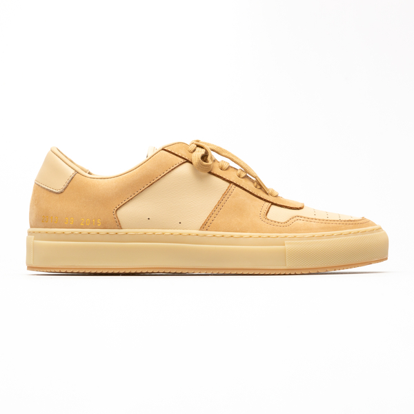 Low sneakers in beige                                                                                                                                 Common Projects 2313 back