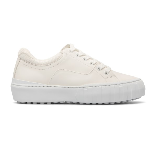 White sneakers with logo                                                                                                                              Fendi 8E8109 back