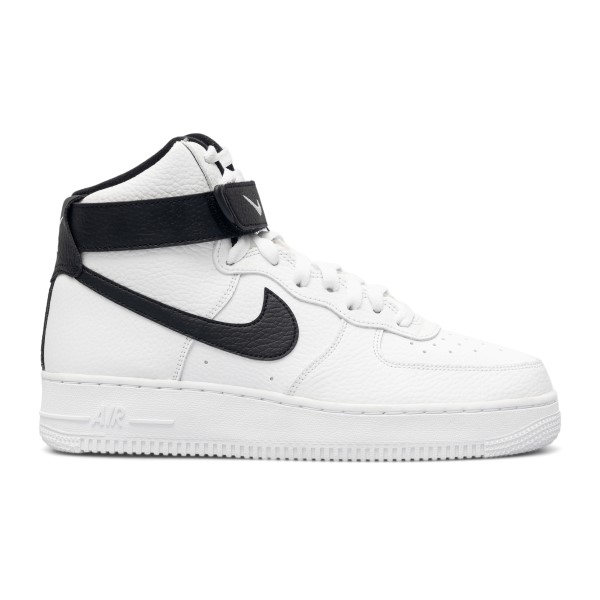 White sneakers with strap band                                                                                                                        Nike CT2303 front