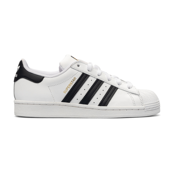 White sneakers with black diagonal stripes                                                                                                            Adidas Originals FV3284 back