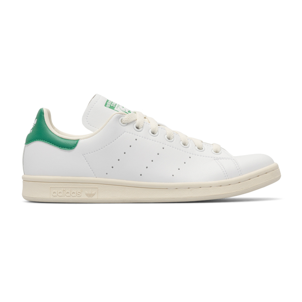 White sneakers with contrasting heels                                                                                                                 Adidas Originals FY1794 back