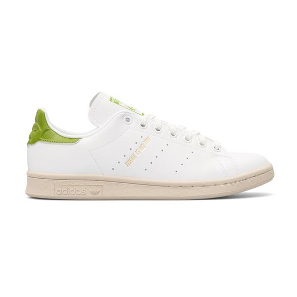 White Stan Smith with Yoda                                                                                                                            Adidas Originals FY5463 back