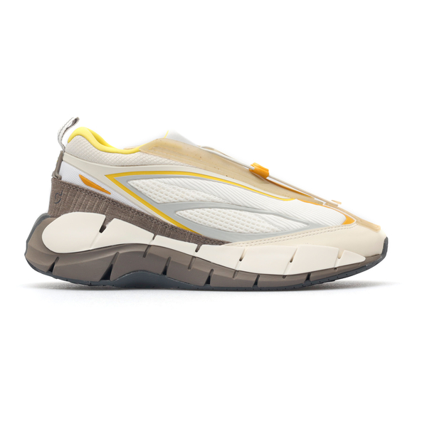 Alabaster sneakers in tapered design                                                                                                                  Reebok G55691 back