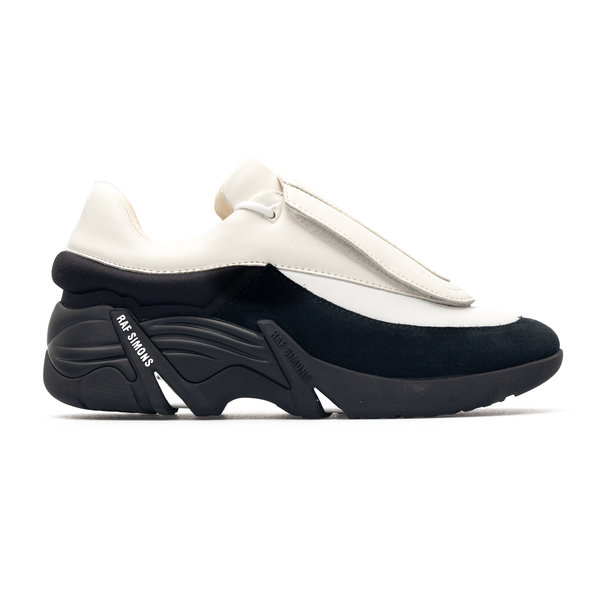 Black and white sneakers with chunky sole                                                                                                             Raf Simons HR740001S back