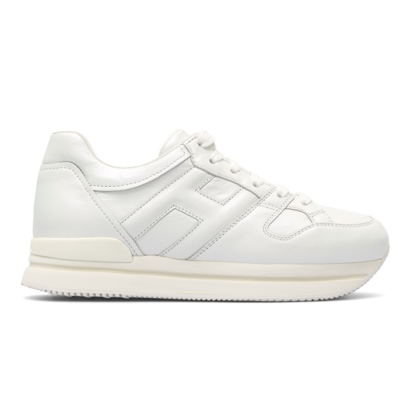 White sneakers with logo                                                                                                                              Hogan HXW2220T548 front