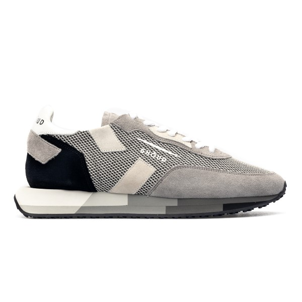 Grey sneakers in panel design                                                                                                                         Ghoud RMLM front