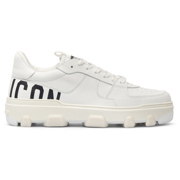 Sneakers with print                                                                                                                                   Dsquared2 SNM0185 back