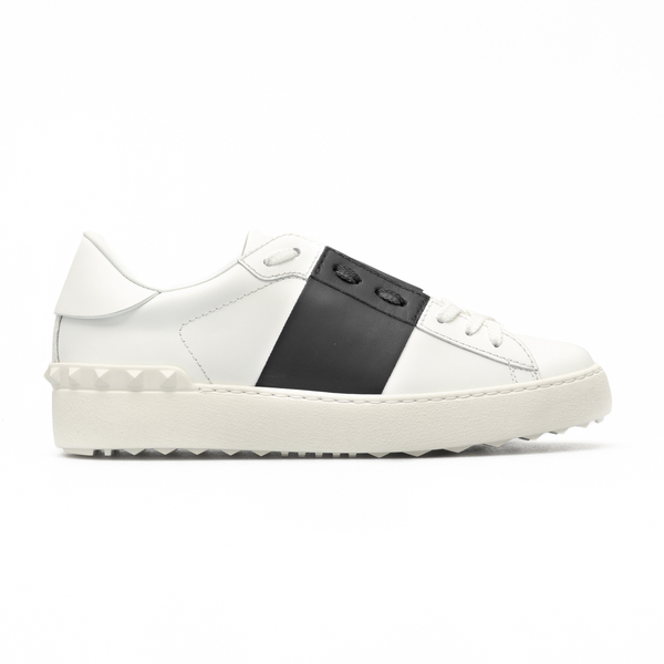White sneakers with contrasting band                                                                                                                  Valentino Garavani WW2S0781 back