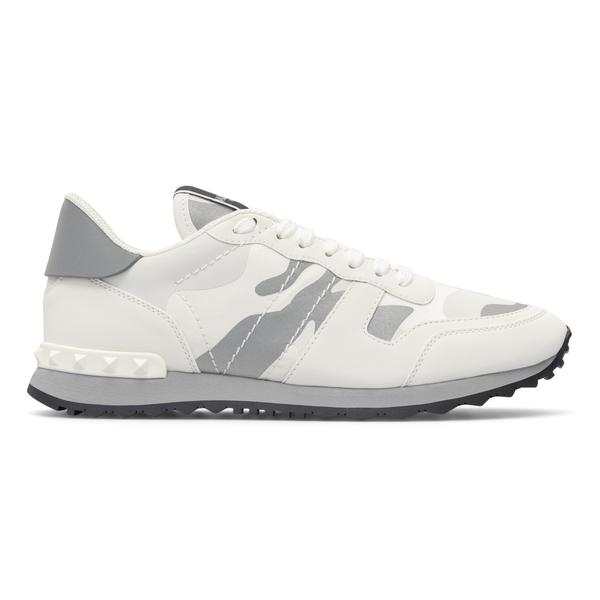 White camouflage sneakers                                                                                                                             Valentino Garavani WY2S0723 back