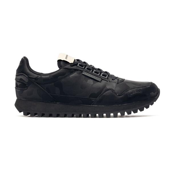 Sneakers nere con pattern camouflage                                                                                                                  Emporio Armani X4X536 retro