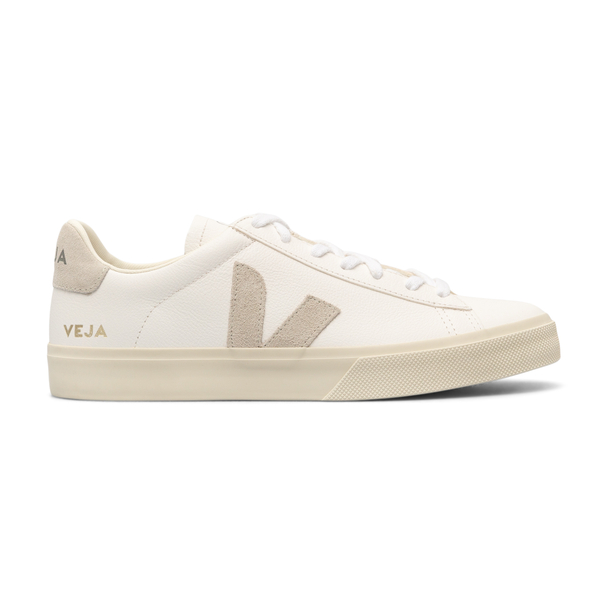 White sneakers with beige details                                                                                                                     Veja CP052429 back