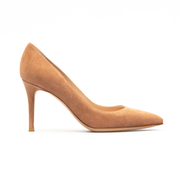 Classic nude pumps                                                                                                                                    Gianvito Rossi G24580 front