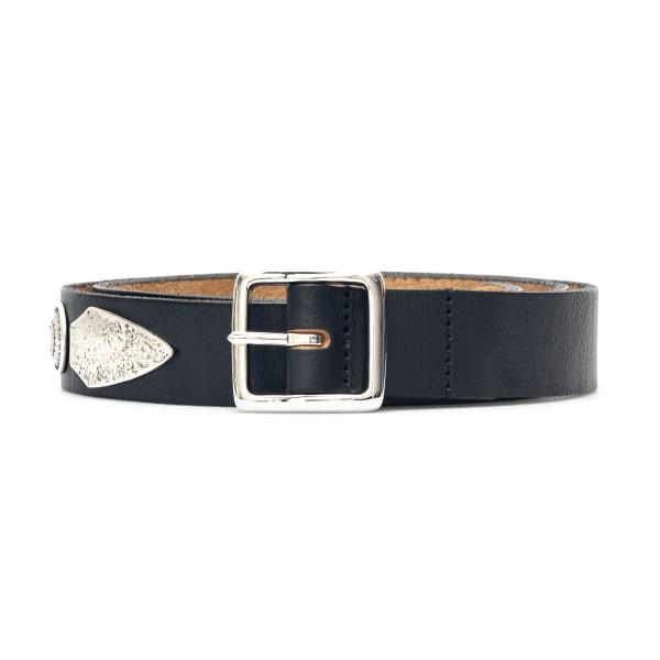 Cintura nera con applicazioni                                                                                                                         Htc Los Angeles 21WHTCI024 retro