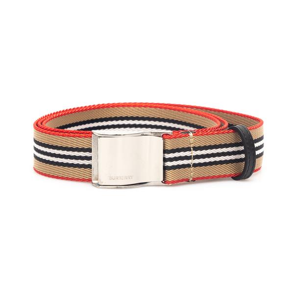 Cintura beige a righe                                                                                                                                 Burberry 8044931 retro