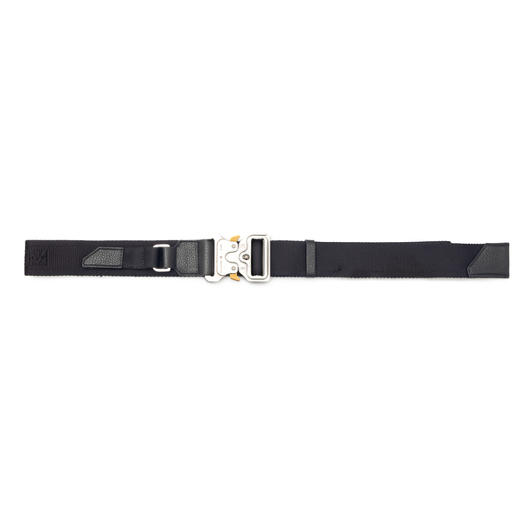 Black belt with snap buckle                                                                                                                           Alyx AAUBT0026FA02 back