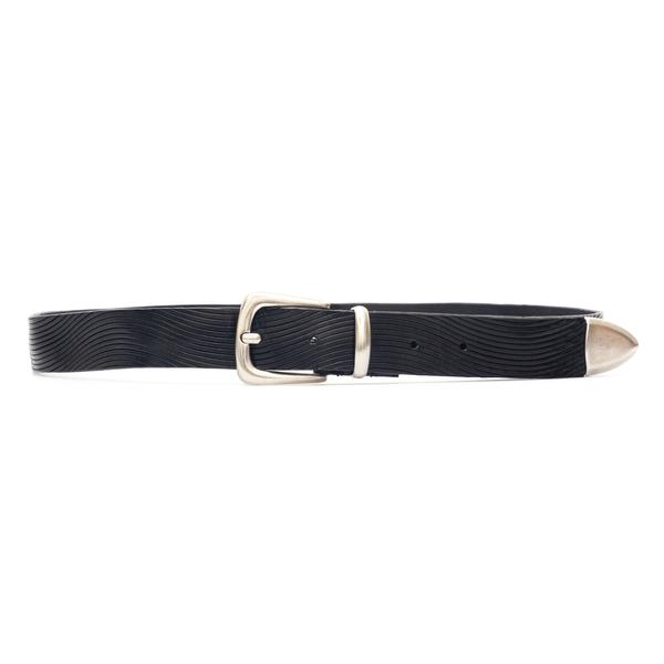 Cintura marrone a righe                                                                                                                               Tagliatore CU11 retro