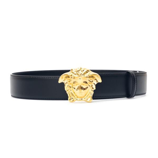 Black belt with Medusa                                                                                                                                Versace DCU4140 back