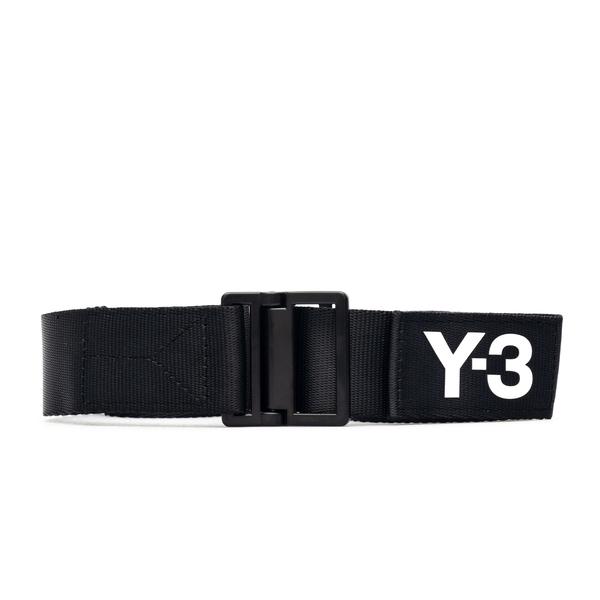 Black band belt with logo                                                                                                                             Y3 GK2074 back