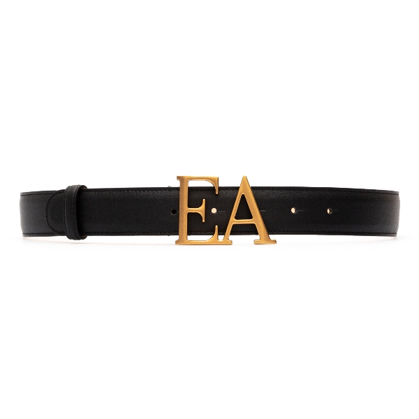 Black belt with EA buckle                                                                                                                             Emporio Armani Y3I273 back