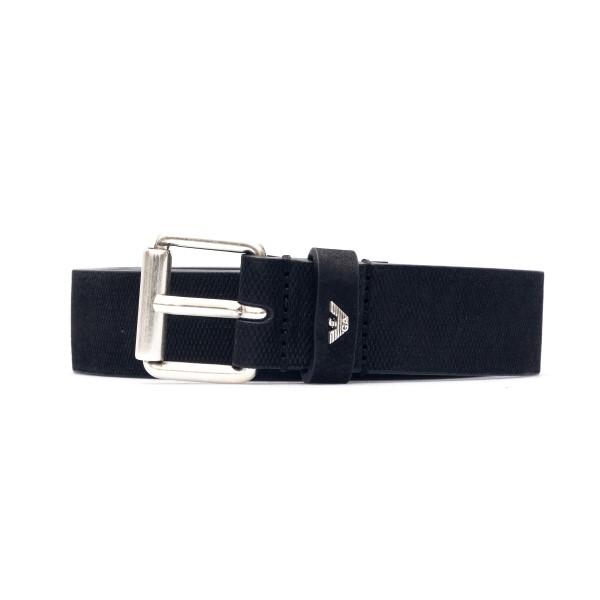 Black belt with small logo application                                                                                                                Emporio Armani Y4S452 back