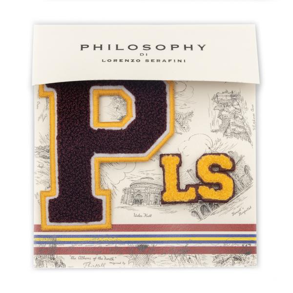 Patch PLS a spilla                                                                                                                                    Philosophy 3806 retro
