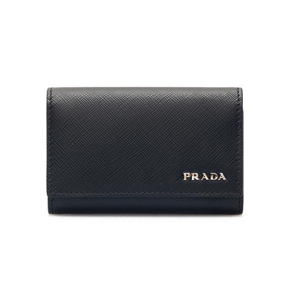 Portachiavi a libro con logo                                                                                                                          Prada 2PG002 retro