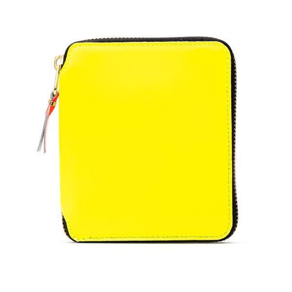 Portafoglio giallo fluo                                                                                                                               Comme Des Garcons Play SA2100SF retro