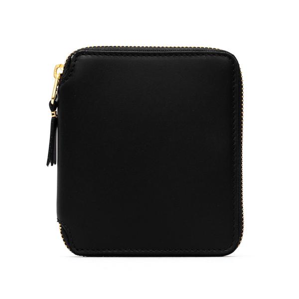 Portafoglio nero piccolo                                                                                                                              Comme Des Garcons Play SA2100 retro