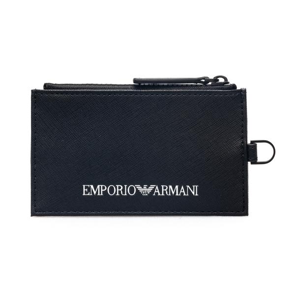 Portacarte con nome brand                                                                                                                             Emporio Armani Y4R263 retro